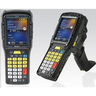 Zebra Omnii XT15, 1D, ER, BT, Wi-Fi, num., Gun