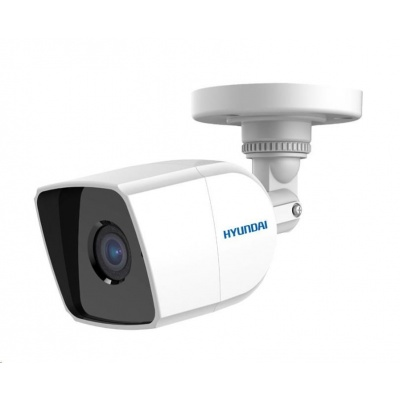 HYUNDAI analog kamera, 3Mpix, 25 sn/s, obj. 2,8mm (85°), HD-TVI, DC12V, IR 20m, IR-cut, WDR digit., IP66