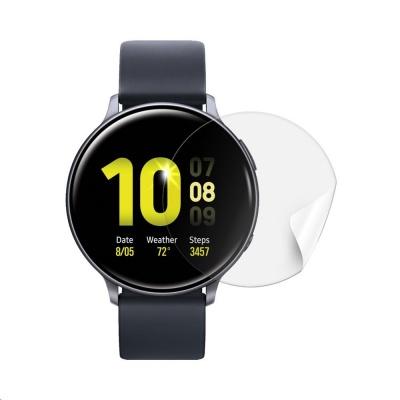 Screenshield fólie na displej pro SAMSUNG R830 Galaxy Watch Active 2 40