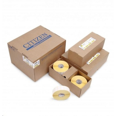 Citizen BOX PACK, label roll, thermal paper, 50x30mm