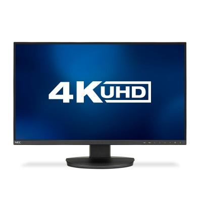 "NEC MT 27"" LCD MuSy EA271U, W-LED IPS,5ms,3840x2160,350cd,1300:1, DP, HDMI, USB C 60W, USB 3.1(3+2), audio,BLACK"