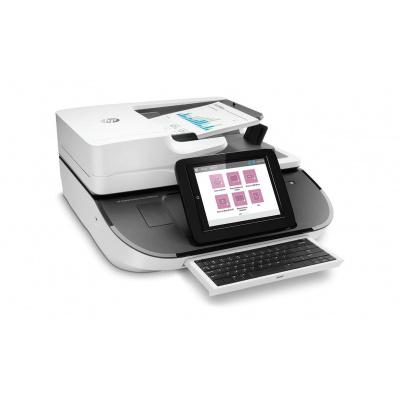 HP Digital Sender Flow 8500 fn2 Flabed Scanner (A4, 600x600, USB, Ethernet, podavač dokumentů)