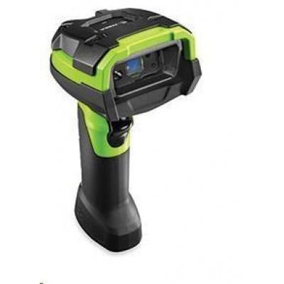 Zebra DS3608-HD, 2D, HD, multi-IF, kit (USB), black, zelená