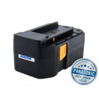 AVACOM baterie pro HILTI B 24 Ni-MH 24V 3000mAh, články PANASONIC