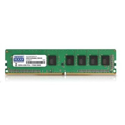 DIMM DDR4 4GB 2133MHz CL15 GOODRAM