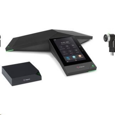 Polycom Trio 8500 Collaboration Kit - video smart hub, Trio 8500 + Visual+, EagleEye Mini kamera, PoE
