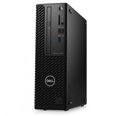 DELL PC Precision SFF 3450/Core i7-10700/16GB/512GB SSD/Integrated/DVD RW/Kb/Mouse/260W/vPro/3Y ProSpt