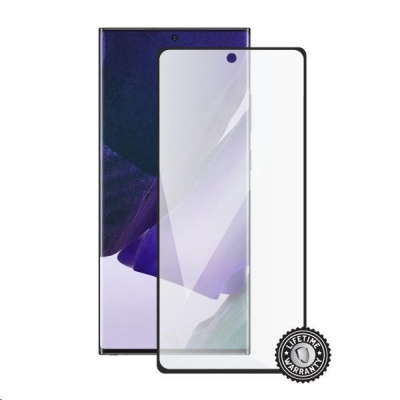 Screenshield ochrana displeje Tempered Glass pro SAMSUNG Galaxy Note 20 5G (N981), (full cover), černá