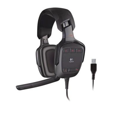 Logitech G633 Artemis Spectrum Gaming Headset, USB