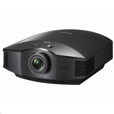 SONY projektor VPL-HW45/B, 1800lm, FullHD SXRD 3D, 3 Years Prime Support, Reality Creation