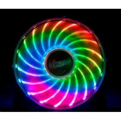 AKASA ventilátor Vegas X7, 120x120x25mm, fluidní dynamické ložisko, RGB 12V