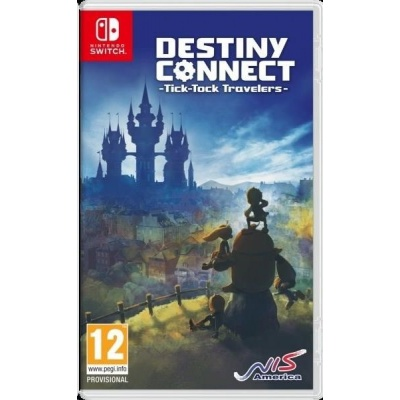SWITCH Destiny Connect: Tick-Tock Travelers