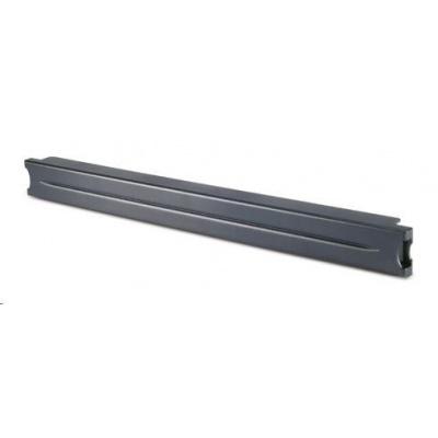 "APC 1U 19"" Black Modular Toolless Blanking Panel (Qty 200]"