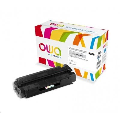 OWA Armor toner pro CANON PC D320, D340 / Fax L380, 400, 3500 Stran, Cartridge T,FX8, černá/black (Cartridge-T,FX-8)