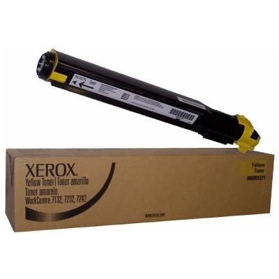 Xerox Toner Yellow pro WC 7132/7232 (8.000 str)