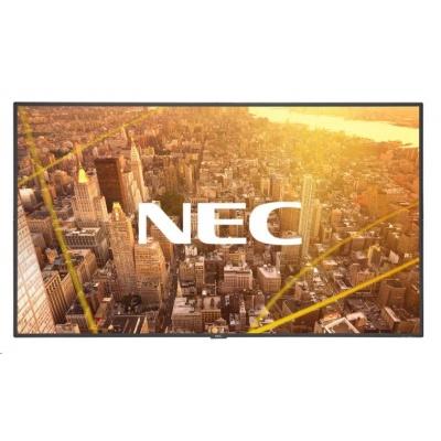 "NEC LFD 55"" MuSy C551 LCD S-PVA LED,1920x1080,400cd,4000:1,8ms,DP+3xHDMI+VGA,USB 2.0,microSD,RS232,audio 2x10W 24/7"