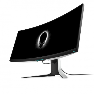 "Dell Alienware AW3420DW herný monitor 34"" LED WQHD IPS 21:9 2ms/1000:1/350cd/DP/HDMI/3Y"