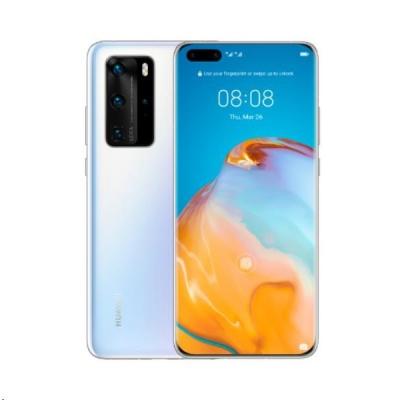 Huawei P40 PRO, 8GB/256GB, Ice White (HMS)