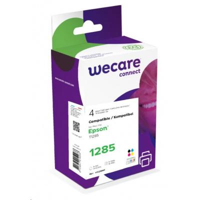 WECARE ARMOR cartridge pro Epson Stylus S22, SX125 (C13T12854012), černá/CMYK, 1x9ml/3x6,5ml