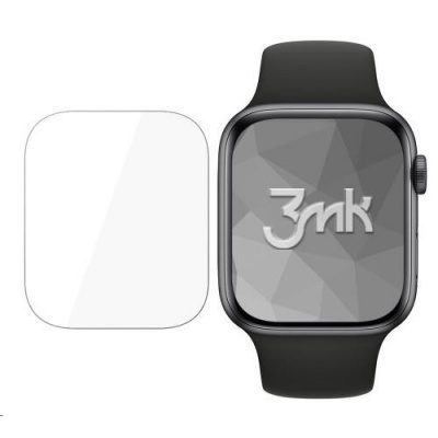 3mk ochranná fólie Watch pro Apple Watch 5, 44 mm (3ks)