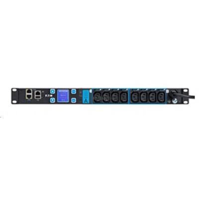 Eaton rozvodný panel EPDU MA 1U (C20 16A 1P)8XC13