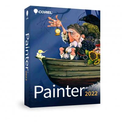 Corel Painter 2022 License (Single User), MP, EN/DE/FR, ESD
