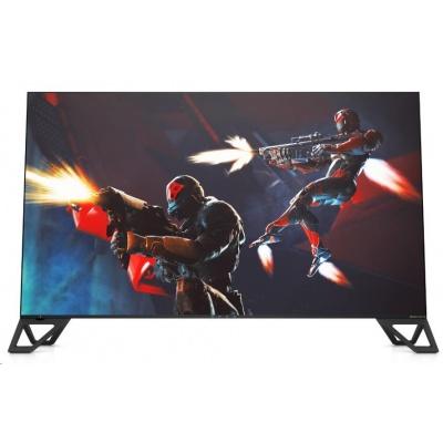 """LCD HP MVA  65"""" OMEN X Emperium; matný, 3840x2160, 750cd, 5ms,HDMI,black"""