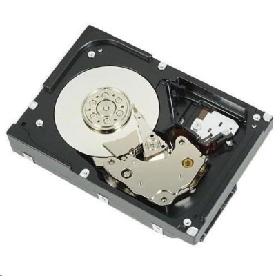 2TB 7.2K RPM SATA 6Gbps 512n 3.5in Cabled Hard Drive CK, for PE R240, T130, T30, T140, T40