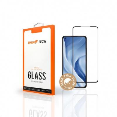 RhinoTech Tvrzené ochranné 2.5D sklo pro Xiaomi Mi 11T Lite (Full Glue)