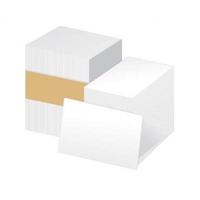 ZEBRA PVC karty 100pcs., 30 mil, PVC, UHF, RFID