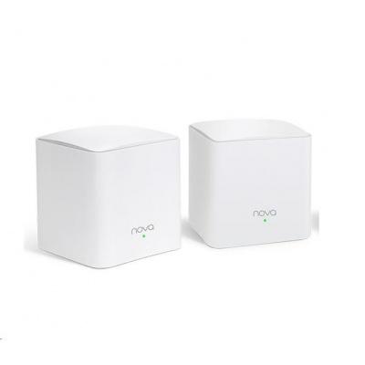 Tenda MW5c (2-pack) - Wireless AC MESH systém 802.11a/b/g/n/ac