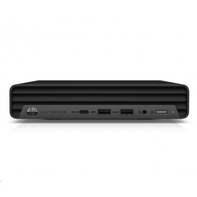 HP EliteDesk 805G6 DM 65W Ryzen 5 Pro 4650G,1x16GB,512GB M.2,RX Vega 7,WiFi6+BT, usb kl. a myš, 90W,2xDP+USB-C, Win10Pro