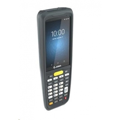 Zebra MC2700, 2D, SE4100, BT, 3/32GB, Wi-Fi, 4G, Func. Num., GPS, Android, eSIM