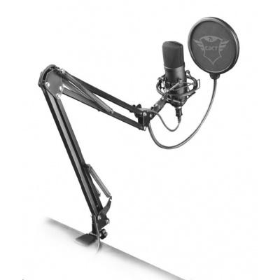 TRUST mikrofon GXT 252+ Emita Plus Streaming Microphone