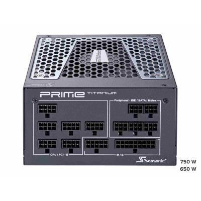 SEASONIC zdroj 750W Prime TX-750 (SSR-750TR), 80+ TITANIUM