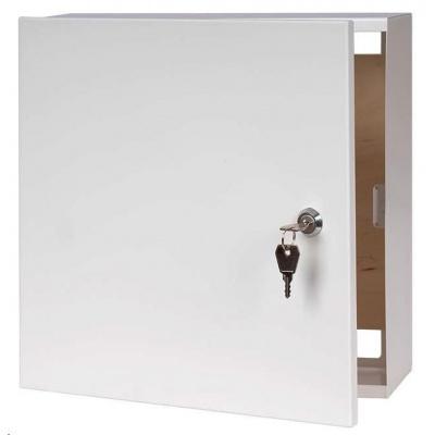 LEXI Basic univerzální skříň 300x300x100 mm, bílá