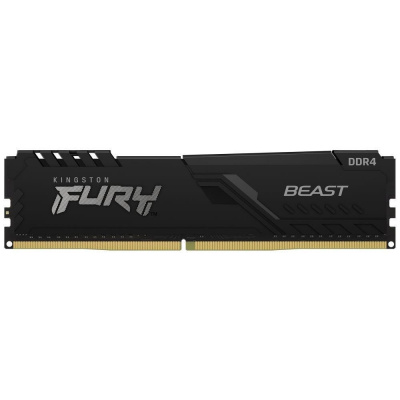DIMM DDR4 4GB 3200MHz CL16 KINGSTON FURY Beast Black