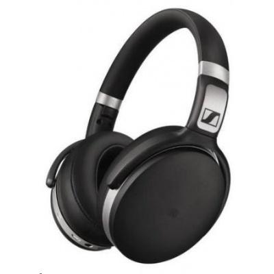 SENNHEISER HD 450B BT black (černá) bezdrátová sluchátka typ mušle