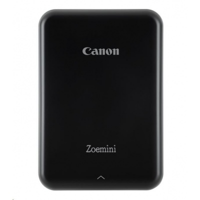 Canon Zoemini kapesní tiskárna - černá - Premium kit