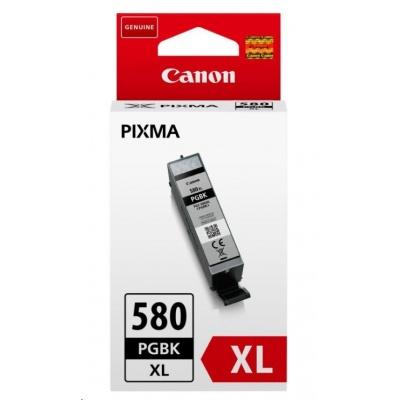 Canon BJ CARTRIDGE PGI-580XL PGBK BL SEC
