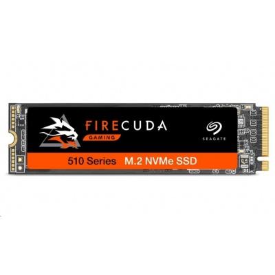 SEAGATE FIRECUDA 510 SSD 500GB M.2 PCIe G3 ×4, NVMe 1.3 (R:3450/W:2500MB/s)
