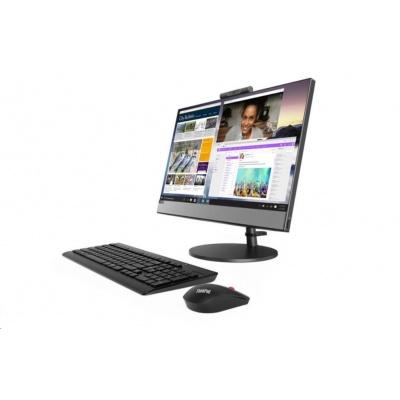"LENOVO PC V530-24 AIO i3-8100T 4GB 23.8"" FHD non-touch 256GB SSD UHD630 Int.DVD Win10PRO čierny 1r OnSite"