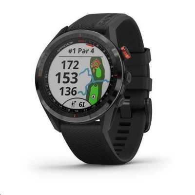 Garmin Golfové GPS hodinky Approach S62 Black