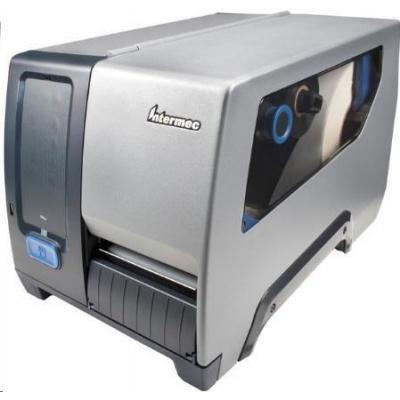 Honeywell PM43, 8 dots/mm (203 dpi), navíječ, LTS, multi-IF (Ethernet)