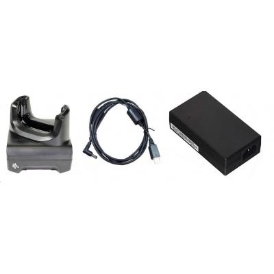 Zebra charging-/communication station, USB