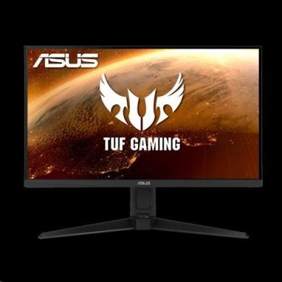 """ASUS LCD 27"""" VG279QL1A 1920x1080 400cd 2xHDMI DP REPRO TUF Gaming  IPS 165Hz 1ms (MPRT) Vesa10x10 PIVOT"""