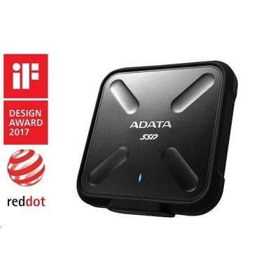 ADATA External SSD 1TB ASD700 USB 3.0 černá