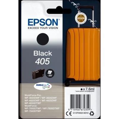 EPSON ink Singlepack Black 405 Durabrite Ultra