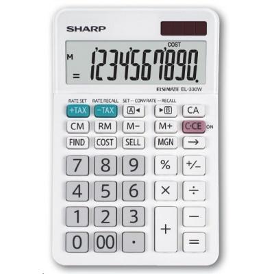 SHARP kalkulačka - EL330W