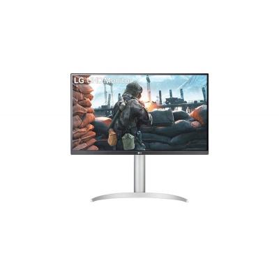 "LG MT IPS LCD LED 27"" 27UP650 - IPS panel, 3840x2160, 400cd, 2xHDMI, DP, pivot"